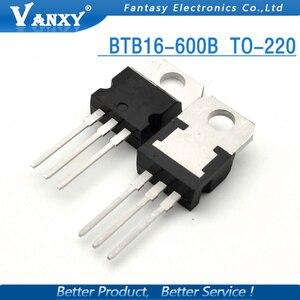 Image 4 - 10PCS BTB16 600B TO 220 BTB16 600 TO220 BTB16 16 600B