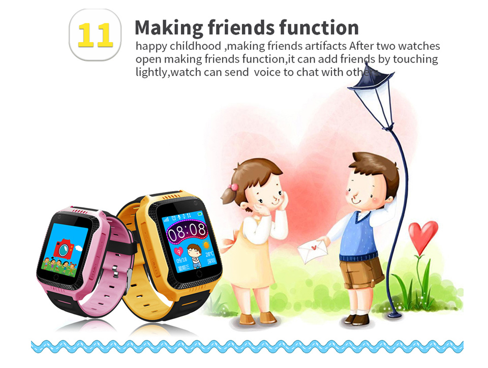Benovel Q528 Y21 Children GPS Smart Watch With Flashlight Baby Watch 1.44inch SOS Call Location Device Tracker for Kid Safe watches (16)