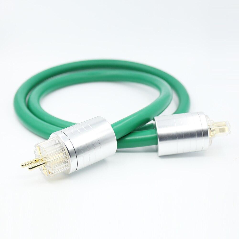 2018 Hifi Audio Eu Ac Power Plug Cord Electric Reference Power ...