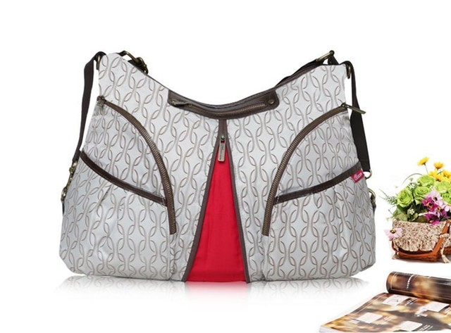 Brand New design baby diaper bags for mom baby travel nappy handbags Bebe organizer stroller bag for maternity Pregnan mummy bag