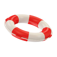 Inflatable Swimming Ring for Children Inflatable Pool Float for Water Park
