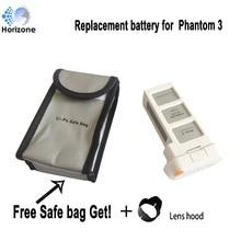 HORIZONE 4500 mAh LiPo Intelligente Batterie pour DJI Phantom 3 SE Phantom 3 Avancée, DJI Phantom 3 batterie