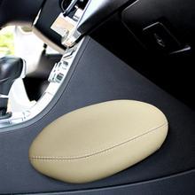 1PC font b Car b font Seat Cushion Leather Memory Foam Thigh font b Interior b