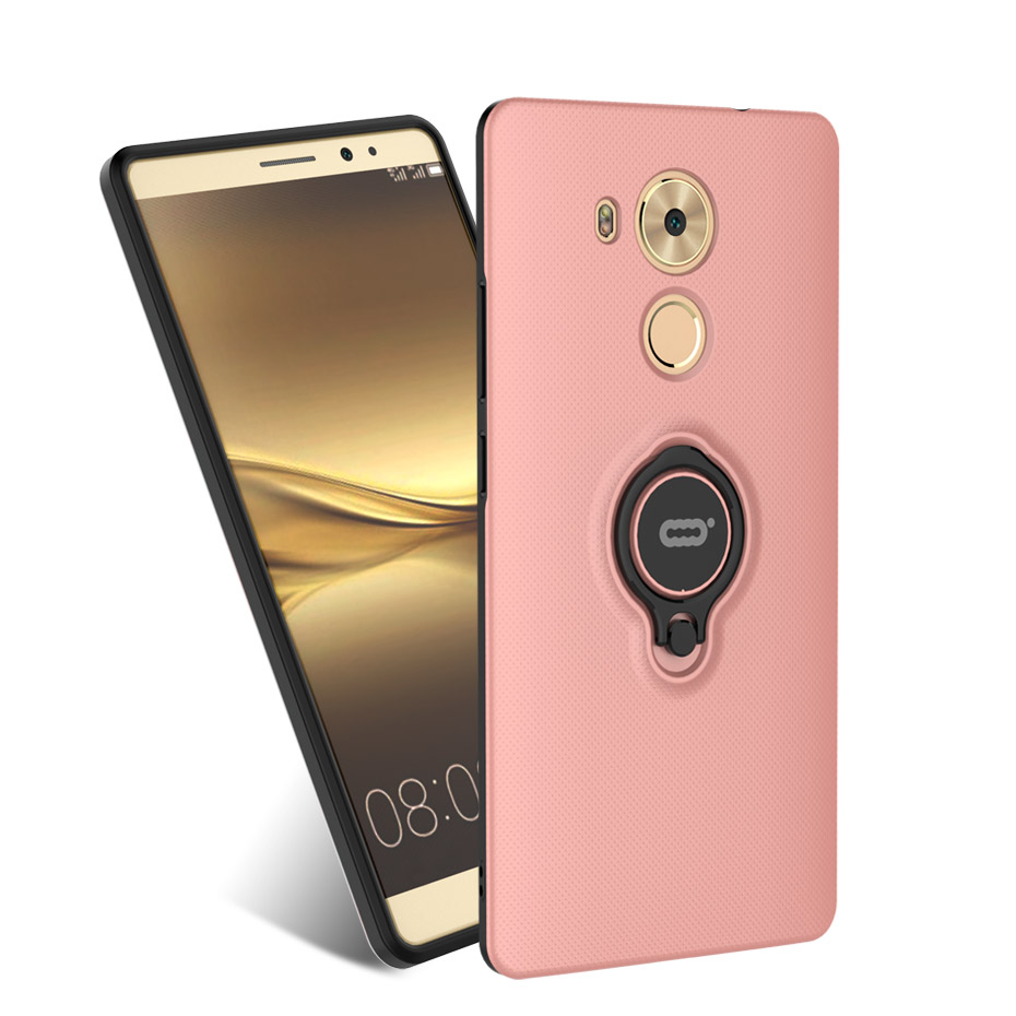 Original Brand Luxury Silm Huawei Mate 8 Case 4 IN 1 PC Hard Protective Cover For Huawei Mate 8 Cover Cases 6.0