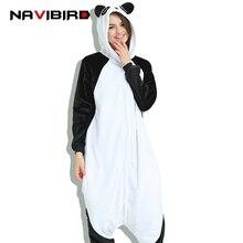 Осень кунг-фу Панда Onsie Для женщин Симпатичные животные капюшоном Kigurumi  Для мужчин взрослых Пижама 54eed5de09a99