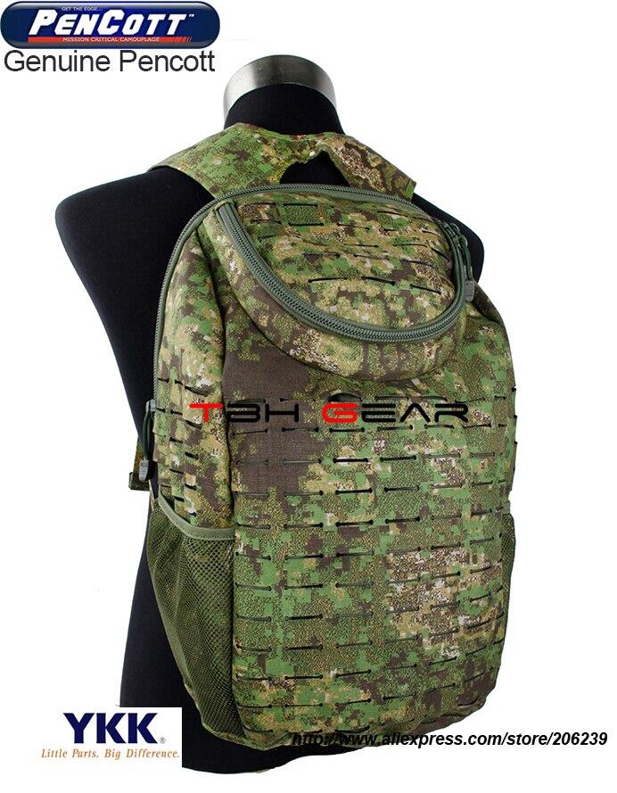 Распутина пункт over5 LC рюкзак PenCott гринзона Военная Униформа тактический рюкзак Молл Системы Бесплатная доставка (sku12050393)