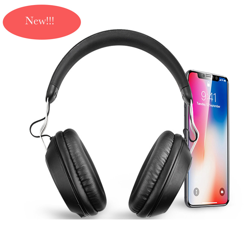 Oneodio Noise Cancelling Headphones Stereo 4.2 Bluetooth Wireless Over Ear Headset With Microphone For Xiaomi Iphone Smartphone mpow bluetooth stereo headphones wireless wired noise cancelling headset with microphone for iphone 8 7 6s xiaomi samsung huawei