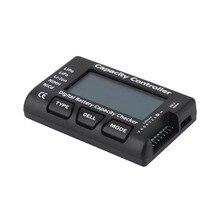 Batterie Kapazität Control Digitale RC CellMeter-7 LiPo LiFe Li-Ion Nicd NiMH Batterie Spannung Tester Überprüfen Zelle Meter 7