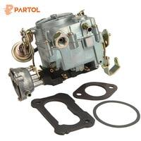 Partol двигателя автомобиля Карбюратор Carb для Chevrolet двигателя модели 350/5. 7L 1970 1980 400/6. 6L 1970 1975 цинковый сплав Авто карбюратор