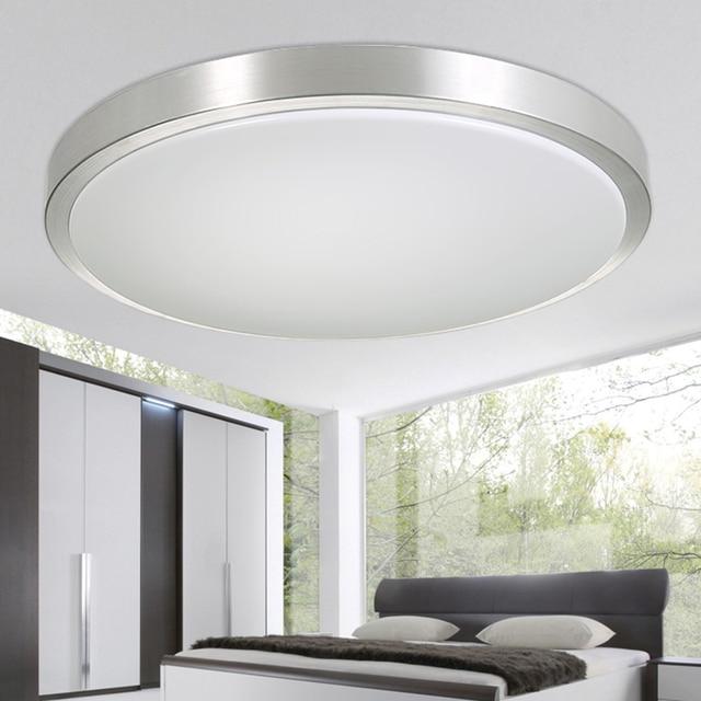modernas lmparas de techo de acrlico nio diseo de la cocina saln lmpara luminaria lamparas