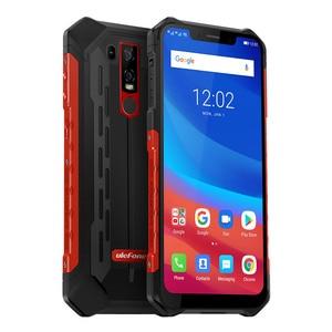 Image 3 - Ulefone Armor 6 Android 6.2 Mobile Phone 6GB 128GB Helio P60 Octa Core Fingerprint Wireless Charge NFC Dual SIM 4G Smartphone