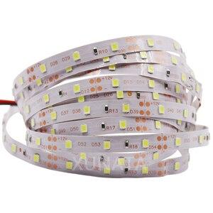 Image 4 - Tira de luces LED de 5M, 2835 SMD DC 12V 240LEDs/M 300/600/1200 Leds, impermeable IP65, Flexible, cinta de luces LED, blanco frío y cálido