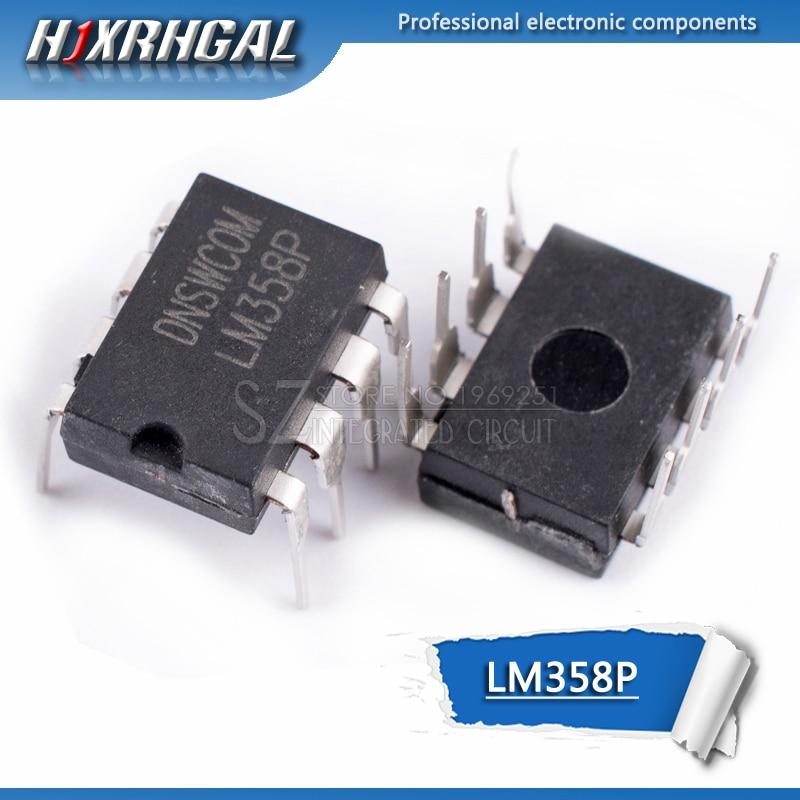 10 шт. LM358P DIP8 LM358 DIP LM358N 358