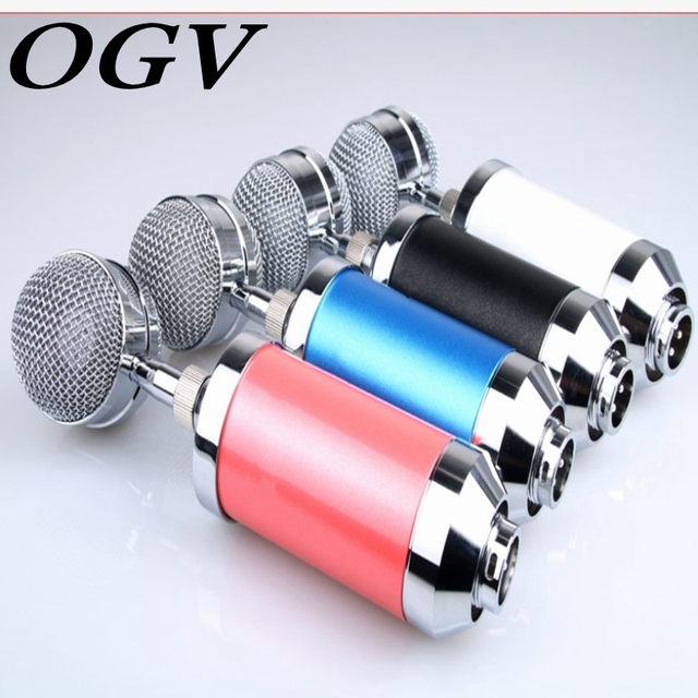 Studio microphone professional music equipment shock film K song family concert recording live broadcastPlus phantom power bette