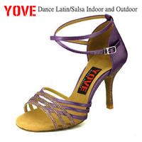 YOVE Style w1610 38 Dance shoes Latin/Salsa Indoor and Outdoor Women's Dance Shoes