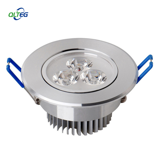 Led spotlight 3w dimmable led recessed cabinet wall spot down light led spotlight 3w dimmable led recessed cabinet wall spot down light ceiling lamp ac110v 220v cold aloadofball Choice Image