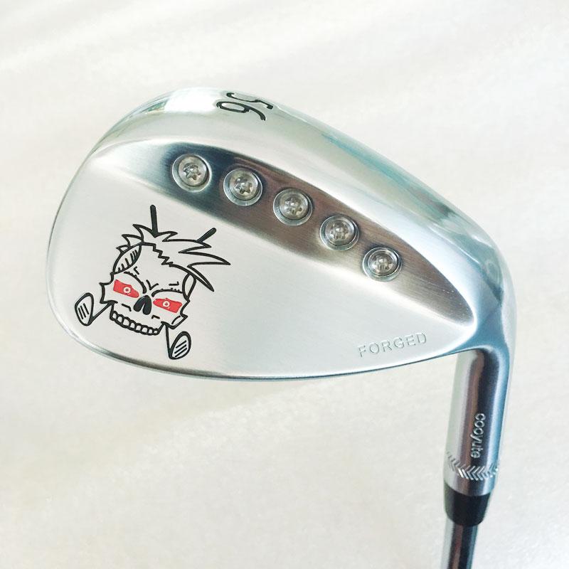 Novi golf klubi Cooyute lobanje FORGED Golf Wedges 52.or 56.or 58 stopinj Desne palice Klini Jeklena gred za golf Brezplačna dostava