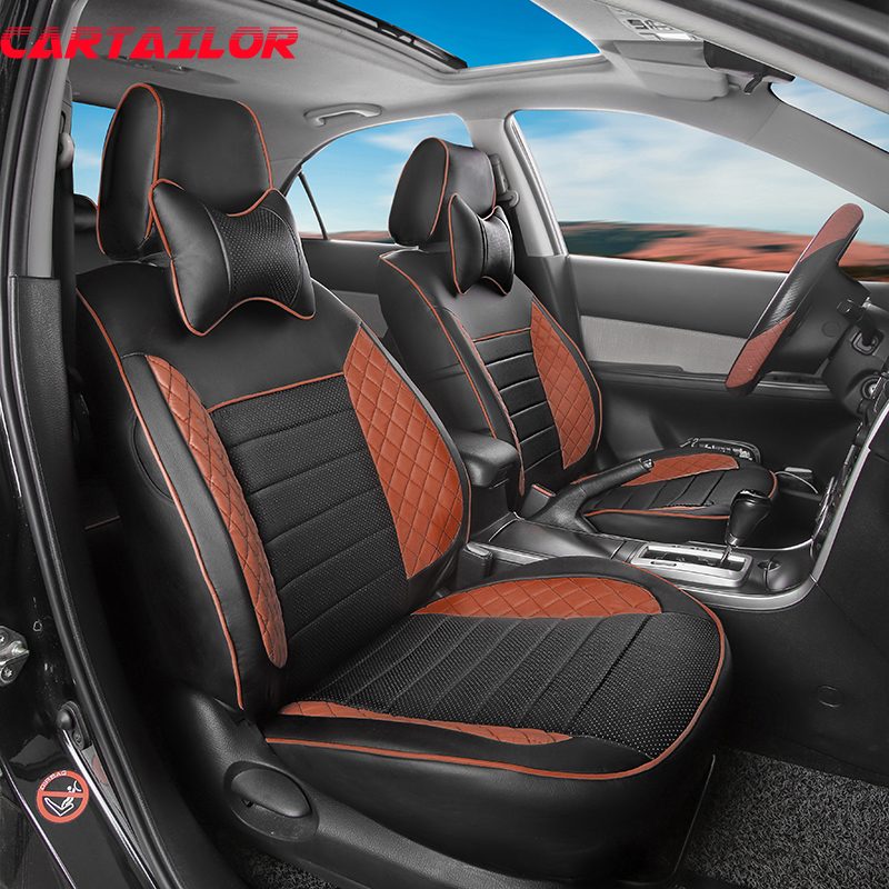 CARTAILOR Custom Fit Cover Car Seats For Buick Enclave