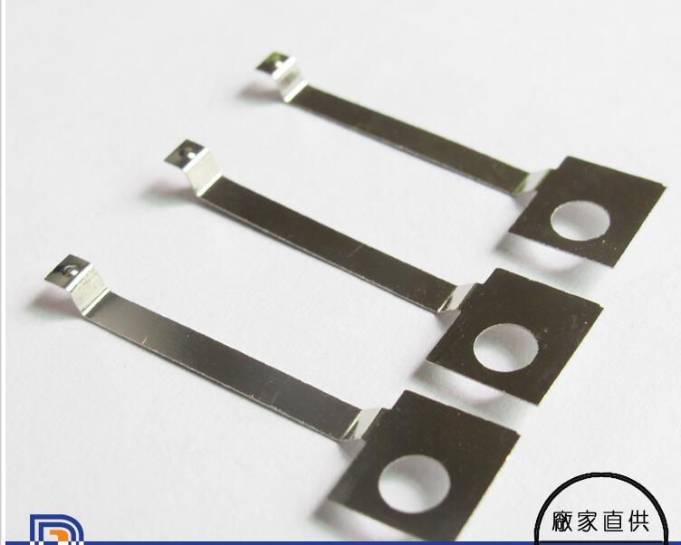 Производство заказной t0.2 нержавеющая сталь 304 эластичные контакт шрапнель покрытие никелем обработки яркой и чистой поверхности с