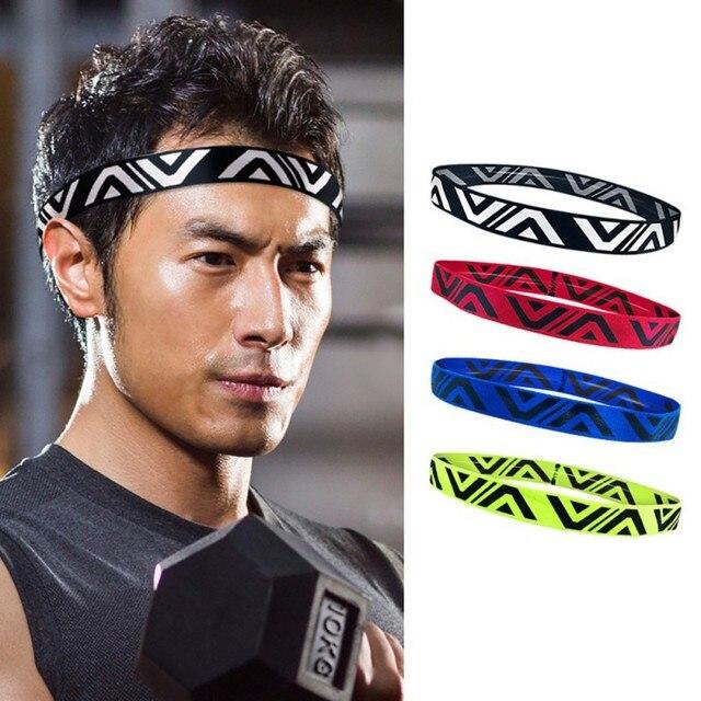 Outdoor Sports Protective Gear Headband Sport Sweat Belt Hair Band Headband men women
