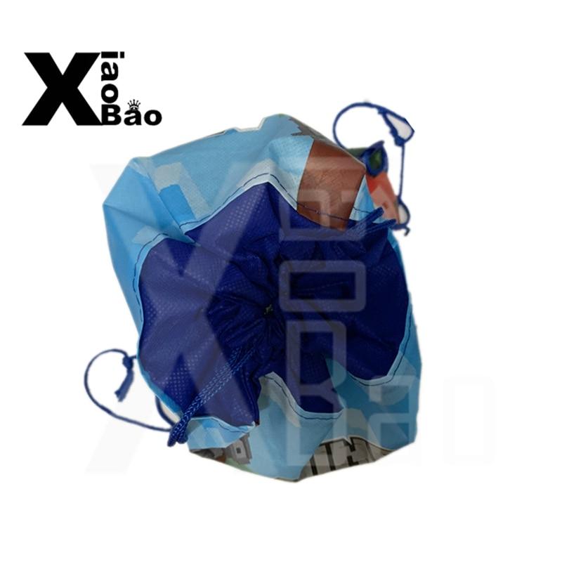 Ev ve Bahçe'ten Çoraplar ve Hediyelik Tutucular'de Yeni spor çantası Mineworld madenci JJ MC İpli saklama torbaları madencilik oyun çevre hediye lolly çanta parti malzemeleri'da  Grup 1