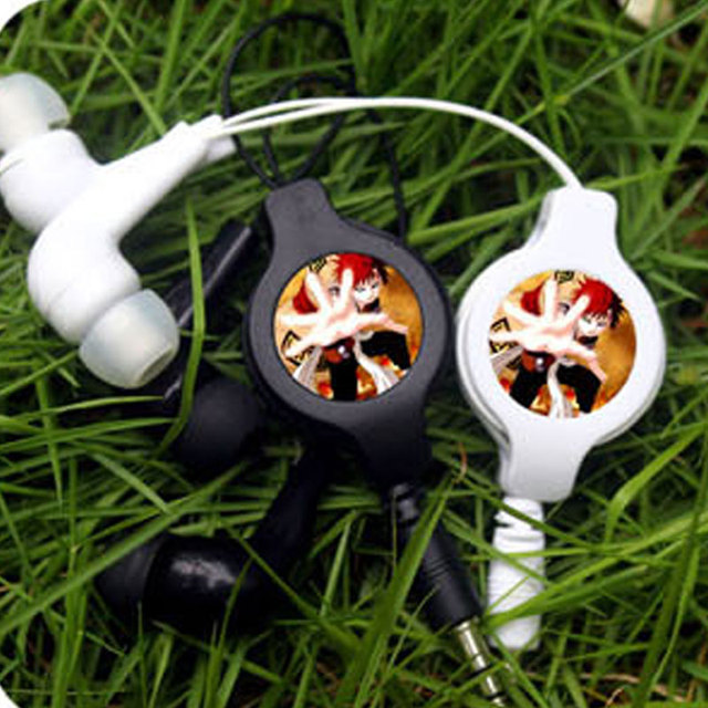 Naruto Stereo Music Headset For Smartphone PC