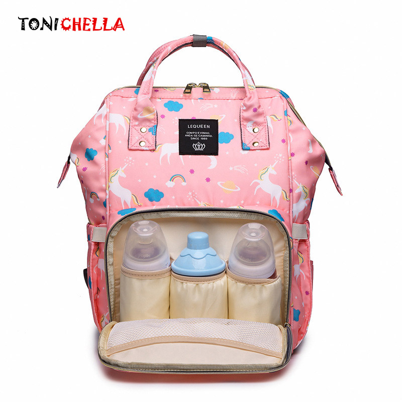 Mummy Maternity Diaper Nappy Bag Large Capacity Baby Travel Backpack Fashion Multifunctional Nursing Bags For Baby Care CL5341 стоимость