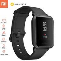 Original Xiaomi Huami Amazfit Bip BIT PACE Lite Youth Verison Smart Watch GPS Sports Smartwatch Heart
