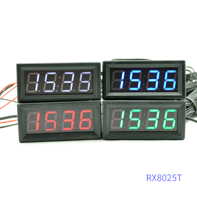 Clocks Logical Like Cloud Led Table Glowing Thermometer Desktop Clocks 3 Colors Charged Multi-function Led Glowing Change Digital Alarm Clock