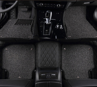 kalaisike Custom car floor mats for Audi all models q7 q5 a6 c7 a5 q3 tt cc a3 8v a4 b7 b8 b9 car styling car accessories