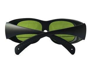 Image 5 - نظارات واقية للعين بالليزر متعددة الطول ونظارات حماية بالليزر 755 & 808 & 1064nm ND: YAG