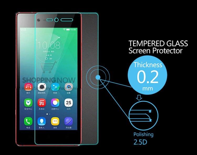 Взрывозащищенное Закаленное стекло 0,3 мм для Lenovo Vibe Shot Z90, 5-дюймовый защитный экран