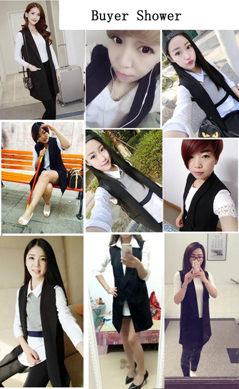 sleeveless vests