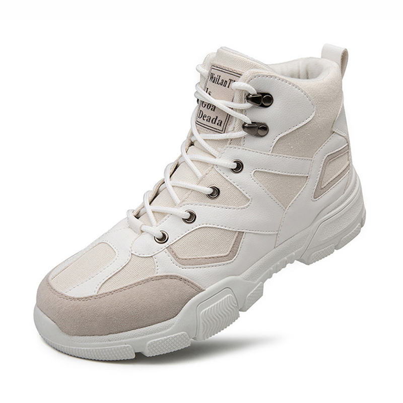 2019 Neue Männer Winter Schuhe Hoch Zu Hilfe Martin Stiefel Werkzeug Stiefel Männer Casual Flut Schuhe Herren Stiefel Chelsea Mode Schuhe No. 236 äSthetisches Aussehen