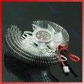 Nueva 2 Pin Pequeño QQ Tarjeta Gráfica del Ordenador Disipadores Refrigerador Ventilador de Refrigeración