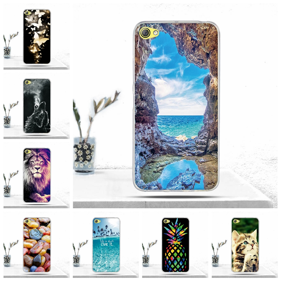 Case For <font><b>Lenovo</b></font> <font><b>S60</b></font> S60T Case Soft TPU Silicone Phone Cover for <font><b>Lenovo</b></font> S60T <font><b>S60</b></font> Case Back Cover for <font><b>Lenovo</b></font> <font><b>S60</b></font> Coque Fundas Bags image