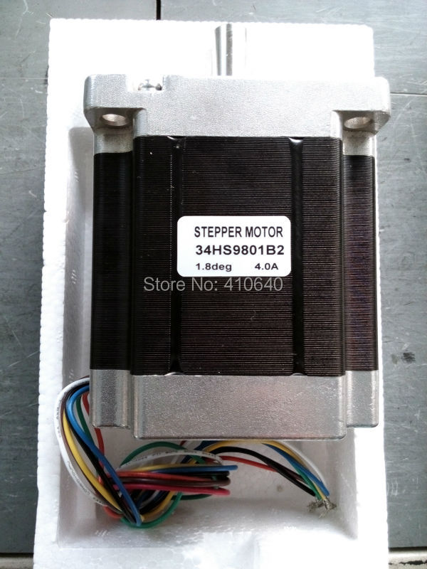 In Stock! Step motor 34HS9801 4 A  490 N.cm with 4 lead wires and  step angle 1.8 degree woodwork a step by step photographic guide to successful woodworking