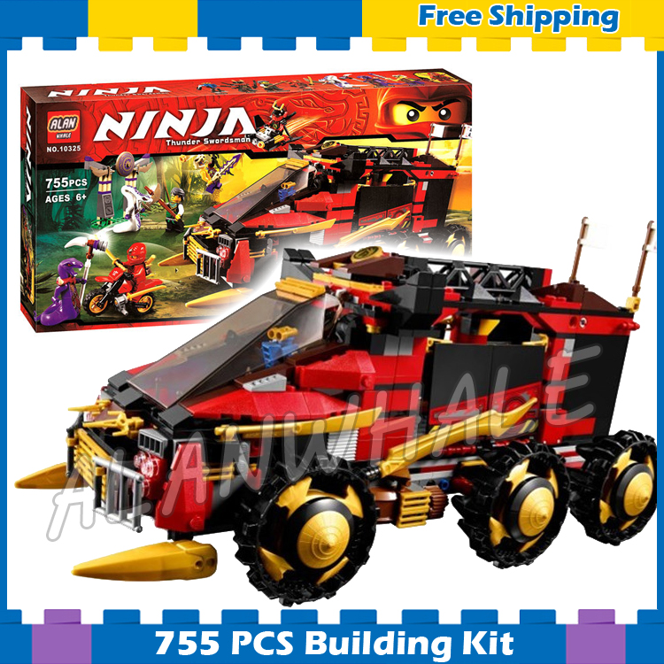 755Pcs Bela 10325 Ninja DB X Nya Pythor Kai Masters of Spinjitzu Ninja Building Block Toys Compatible With lego [yamala] 15pcs lot compatible legoinglys ninjagoingly cole kai jay lloyd nya skylor zane pythor chen building blocks ninja toys