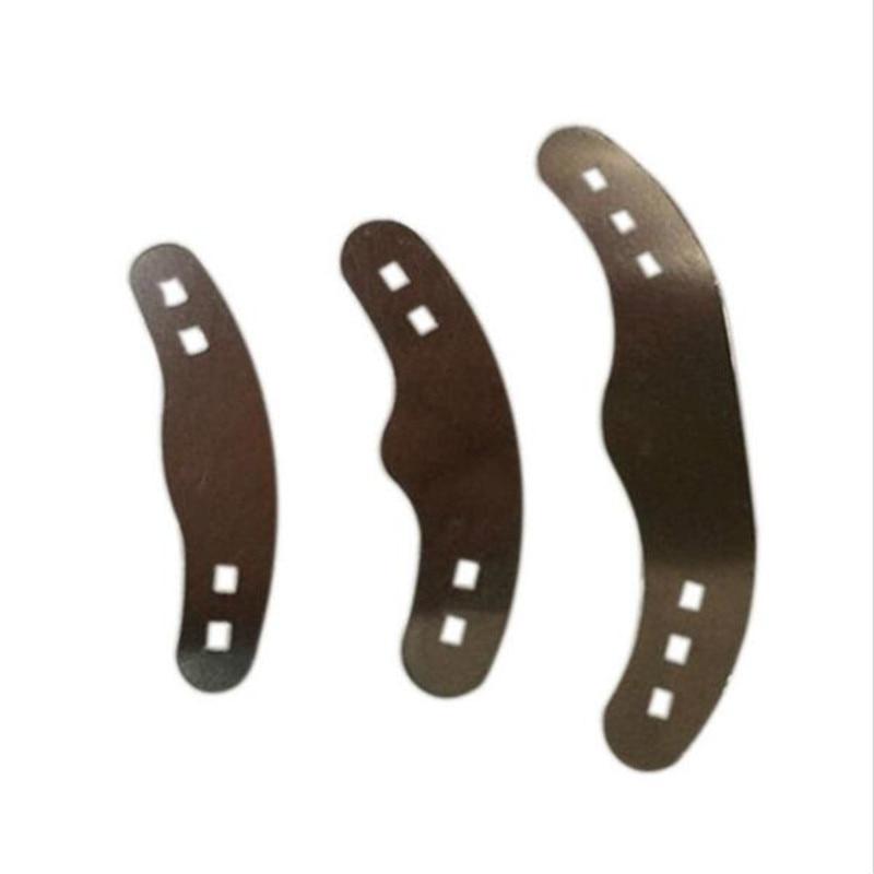 60pcs/lot Dental Matrix Bands Tofflemire Stuck Include 3 Sizes Dental Matrice Dentist Lab Equipment Dental Tool Dental Materials