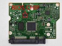 ST1000DM003 ST2000VM003 ST3000NC002DD HDD PCB для Seagate/логическая плата/номер платы: 100687658 REV C или REV B