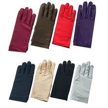 Рабочие перчатки из спандекса с выступающей/перчатки официанта/консьерж/butler/снукер/Обувь