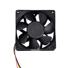 Hiperdeal 2X6000 Rpm Cooling Fan Penggantian 4-Pin untuk Antminer Bitmain S7 S9 18Oct26(China)