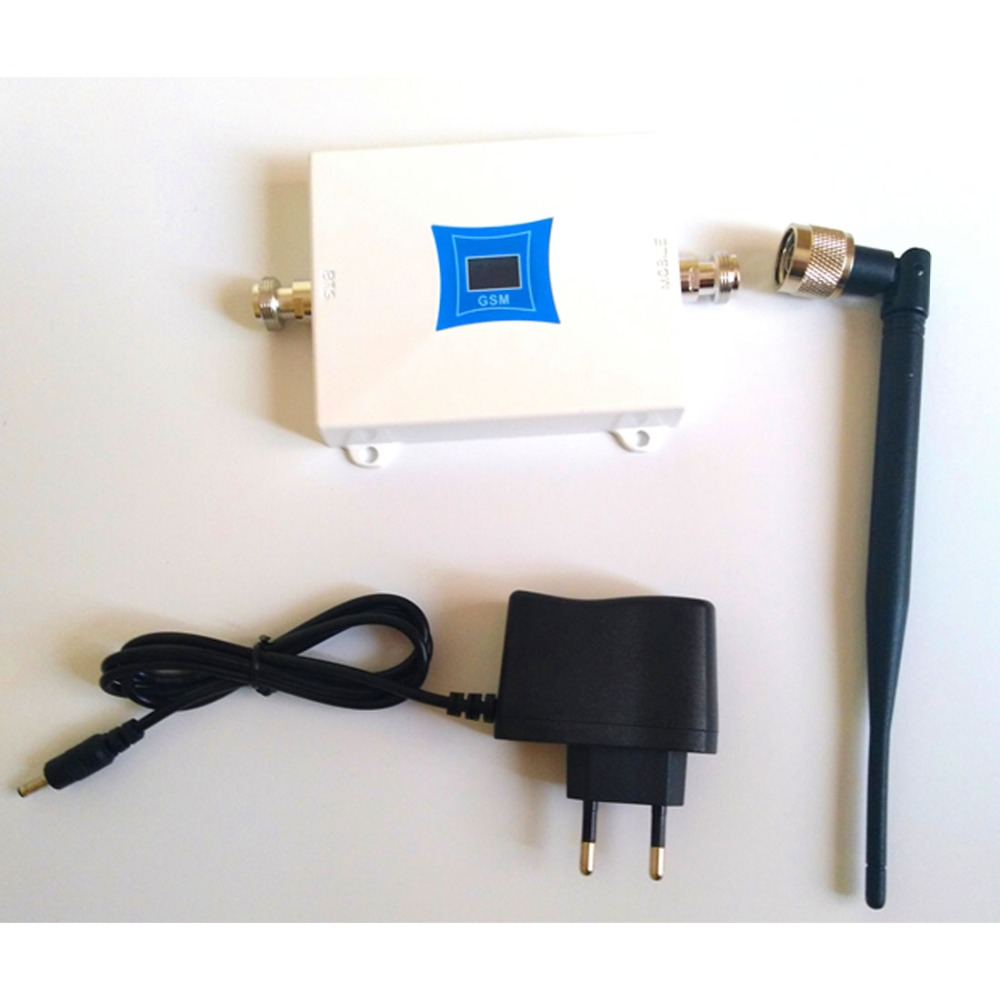 VOTK NEW GSM Signal Repeater Mobile Phone GSM Signal Booster 2G 900mhz Signal Amplifier