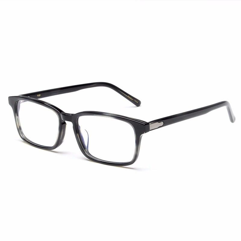 63296e8515c9 Vazrobe Acetate Glasses Frame Men Women 144mm Tortoise Eyeglasses Man  Prescription Spectacles High Quality Wide Black