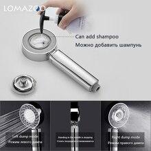 LOMAZOO Регулируемый спа-фильтр для душа высокого давления водосберегающая душевая головка ручной душ