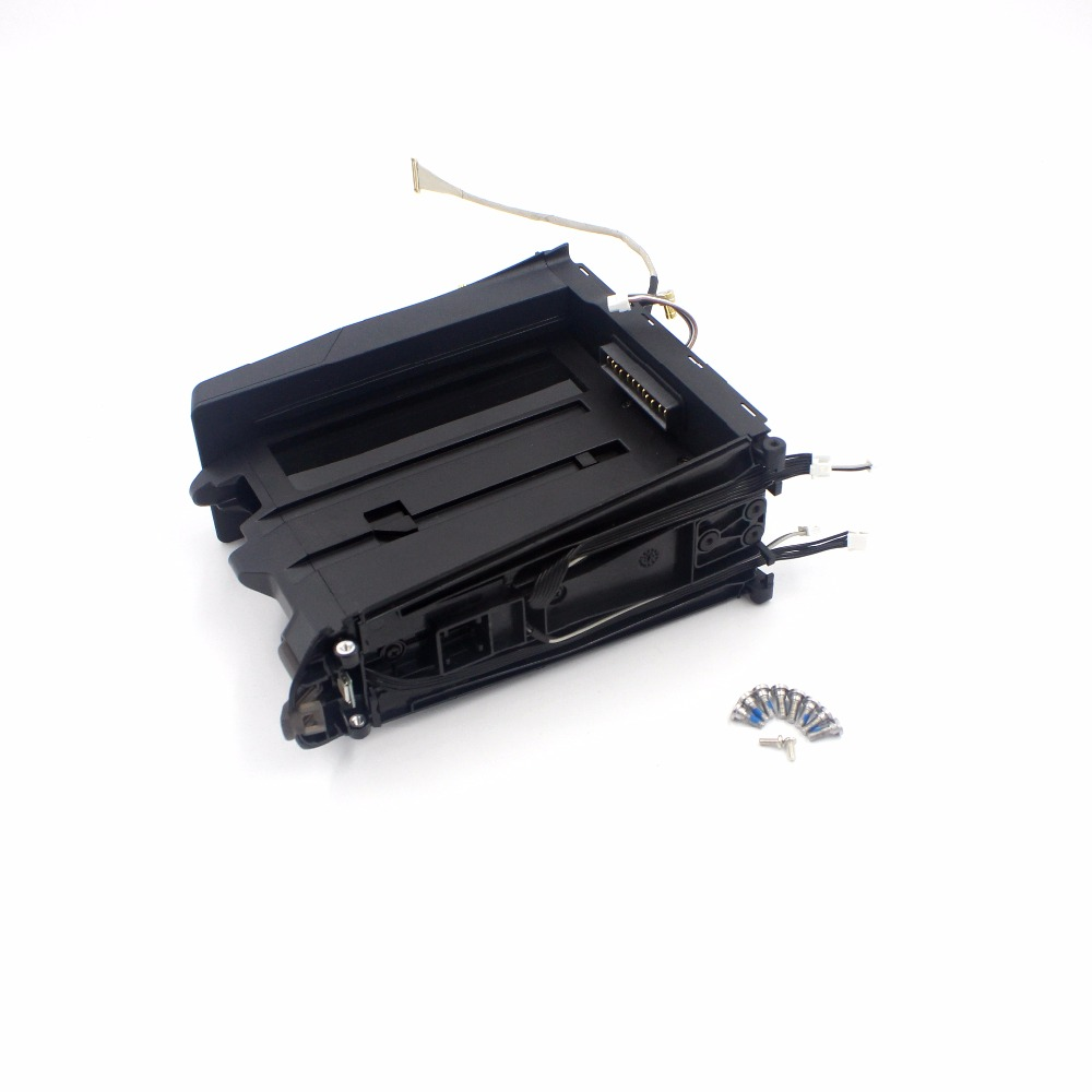 Original For DJI Inspire 2 Battery Holder Compartment Assembly Replacement Repair Parts RC Drone Accessory