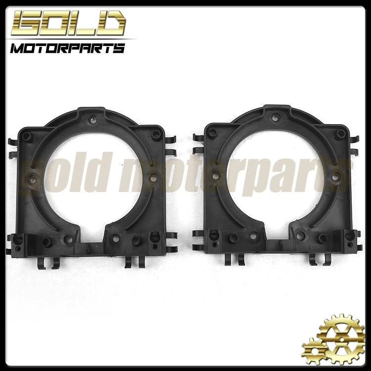 2 Pieces Headlight For Honda Motorcycle Headlamp Bracket CBR250 NC19 NC22 CBR400CC NC23 NC29 CBR VFR NC30 RVF NC35