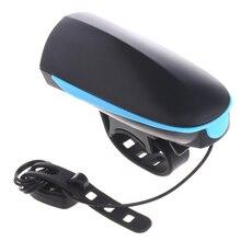 Универсальный громкий 140 дБ Электрический гудок на велосипед сигнализация звонок безопасности Велоспорт езда кольцо аксессуары для велосипеда