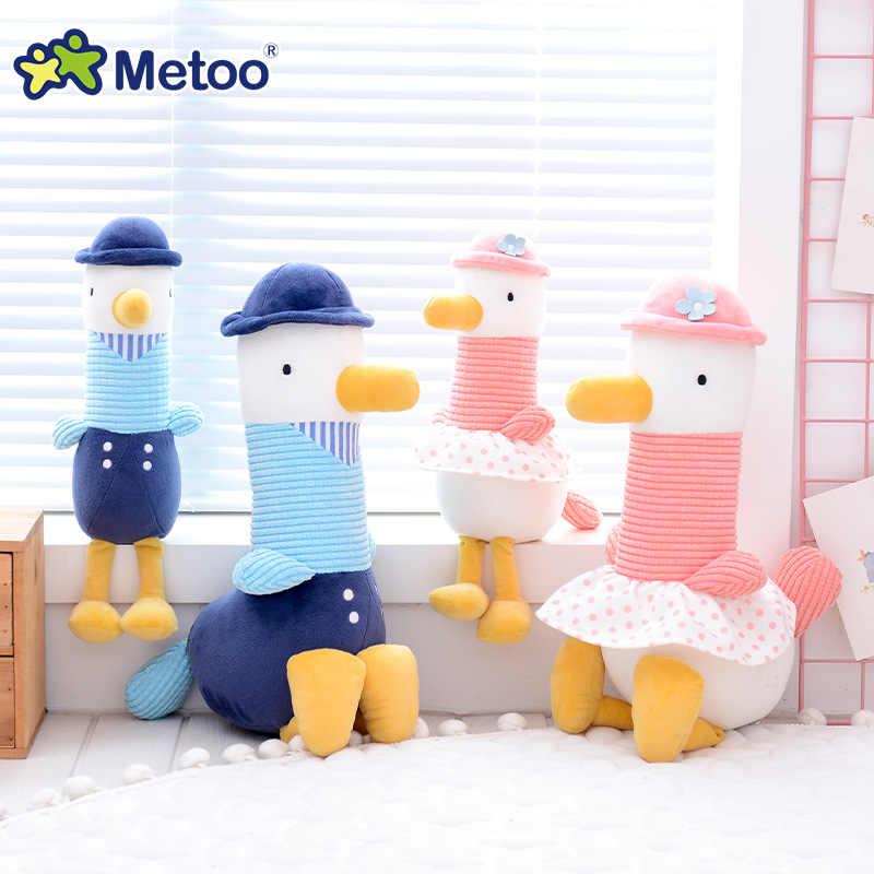 ใหม่การ์ตูนนก Plush ของเล่นเด็กทารกเป็ดน่ารักตุ๊กตาเด็กวันเกิดของขวัญทารกแรกเกิดตุ๊กตา Sleeping ของเล่น