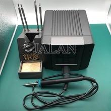 Reparatur werkzeug set SCHNELL TS1200A blei-freies löten station elektrische eisen 120 W anti-statische löten 8 zweiten schnelle heizung Schweißen
